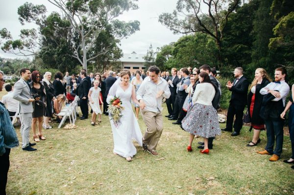 Lauren and Mathew at their Sydney Wedding. Married at The Spit Mosman, near Manly. Photographer Pete captured their day.
