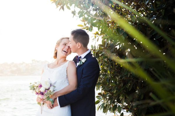 Leanne + Nick married at Cammeray Golf Club. Photography by Photographer Pete - Sydney Wedding Photographer