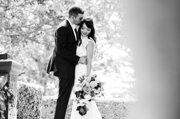 Lisa and Jean-Marc were married in Sydney at McKell Park. Photographer by Sydney wedding photographer Photographer Pete